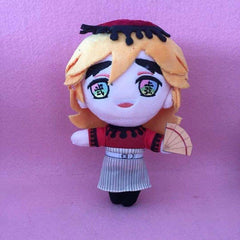 Love Hashira Mitsuri Plush Doll