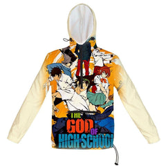 Six Gods of High School 3D Hoodie