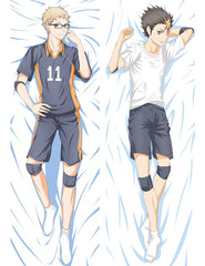 Haikyuu Body Pillow Case