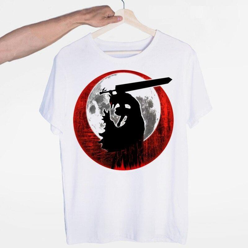Berserk Guts Sword T Shirt
