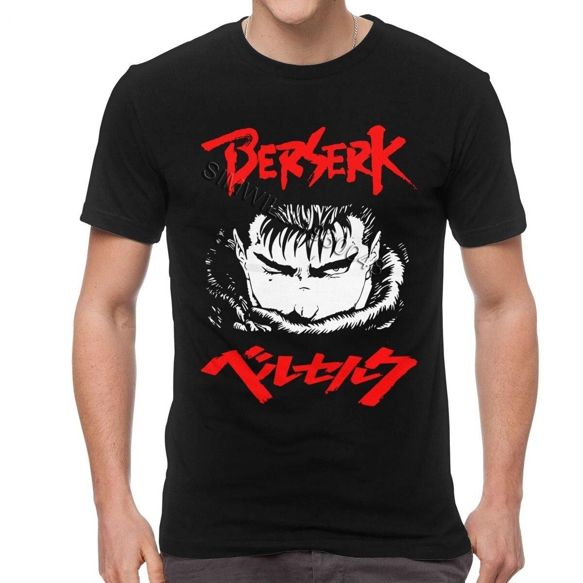 Berserk Golden Age Guts T Shirt