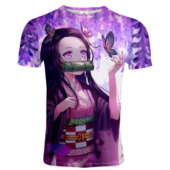 Demon Slayer Shirt Nezuko