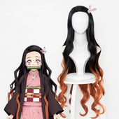 Demon Slayer Nezuko Kamado Wig