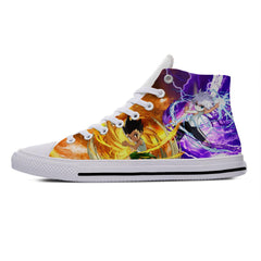 Anime High Top Shoes