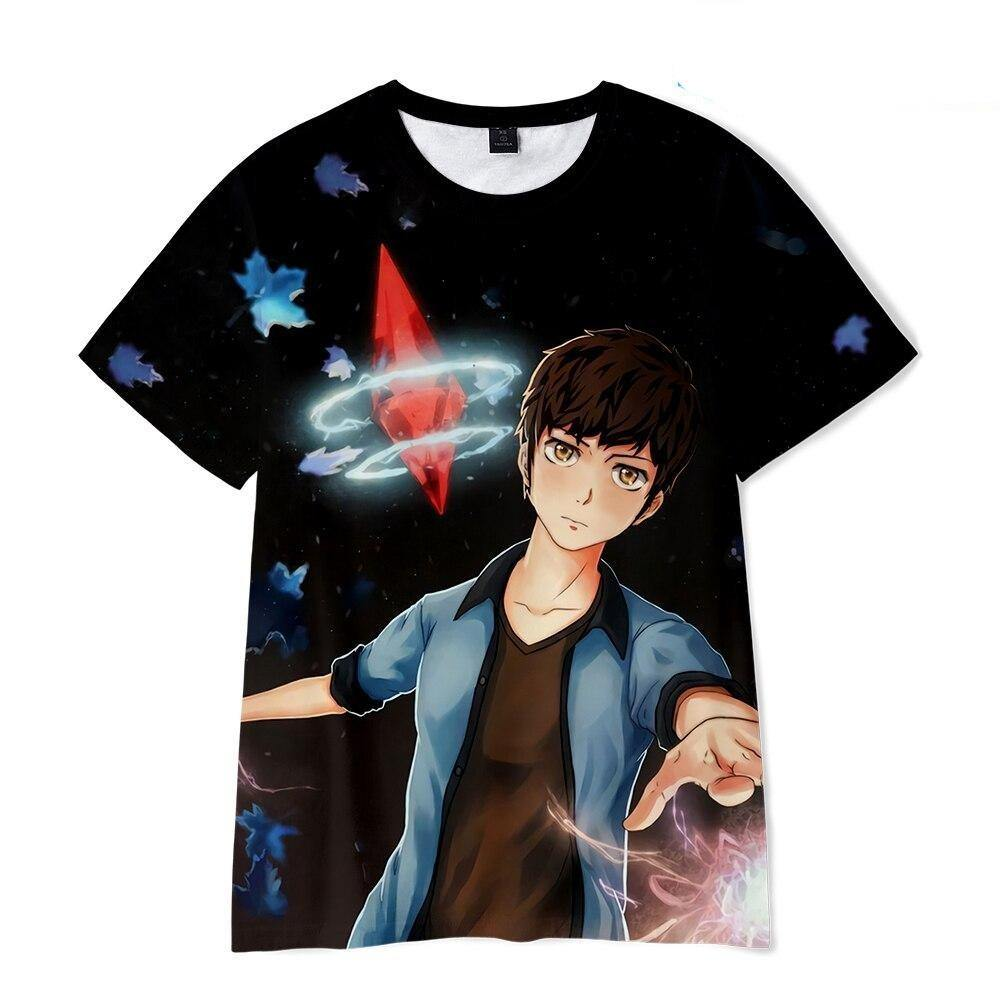 Tower of God 25th Baam Animated T Shirt