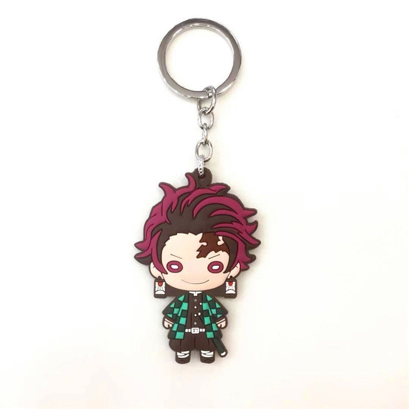 Demon Slayer Tanjiro Kamado Keychain