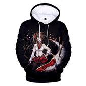 Tower of God Ha Yuri Zahard Hoodie