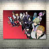 Hunter x Hunter Phantom Troupe Poster