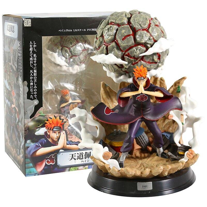 Pain Ultimate Jutsu Figure
