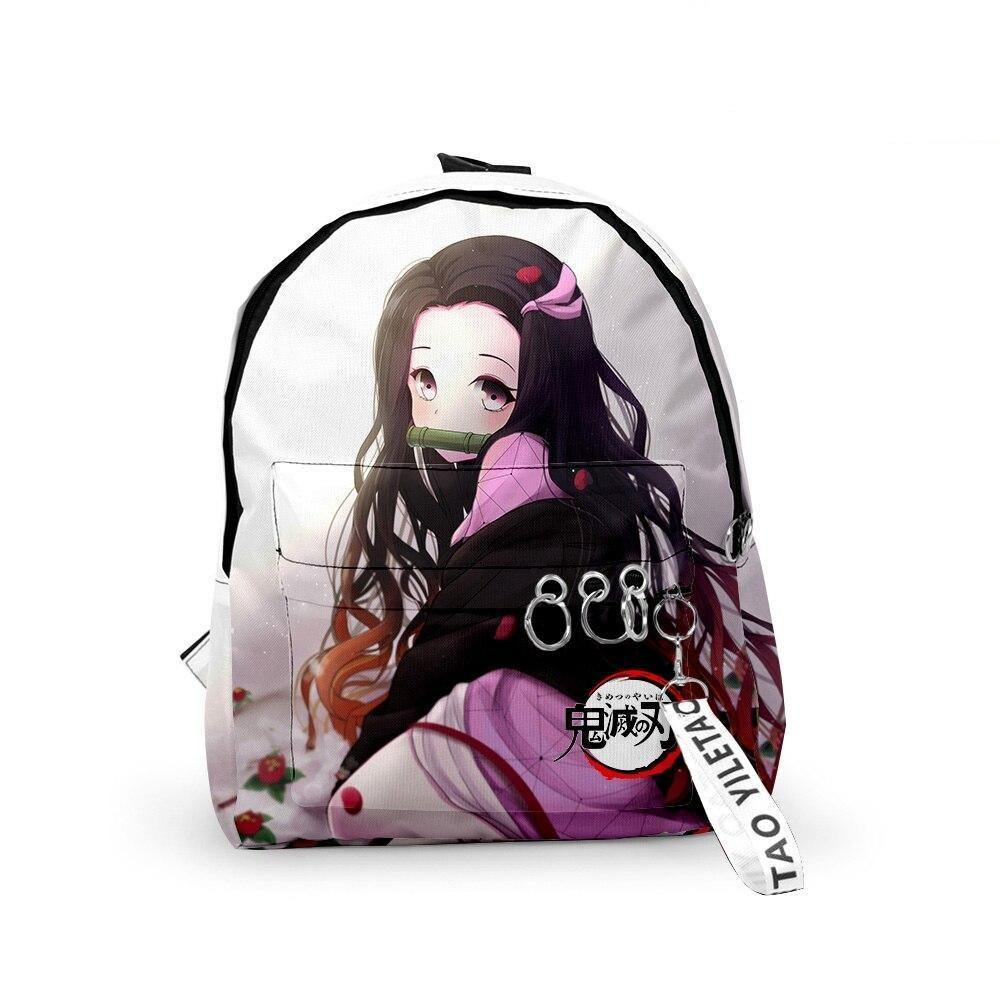 Demon Slayer Nezuko Hot Backpack