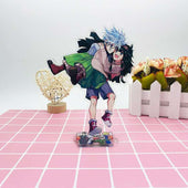 Hunter x Hunter Killua and Alluka Acrylic Stand