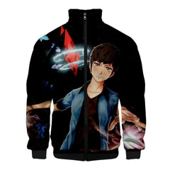Baam Power Bomber Jacket