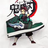 Demon Slayer Tanjiro Water Breathing Shoes