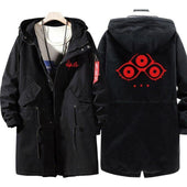 Tower of God Royal Enforcement Division Overcoat Jacket