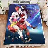 Hunter x Hunter Hisoka x Illumi Hot Bedsheet