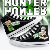 Hunter x Hunter Gon & Killua Shoes