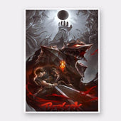 Berserk and The Band of The Hawk Poster