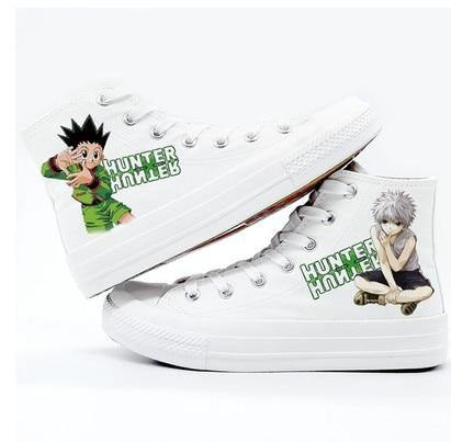 Gon & Killua Shoes