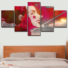Hisoka Calm Wall Art
