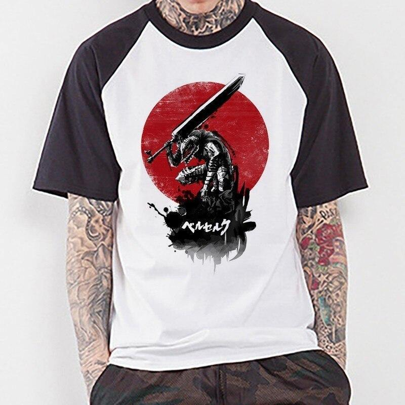 Berserk Guts Mark T Shirt
