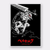Berserk Mad Dog Poster