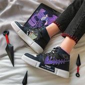 Naruto Shippuden Sasuke Skeleton Susanoo Shoes