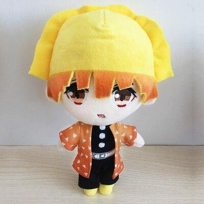 Anime Zenitsu KNY Plush Doll