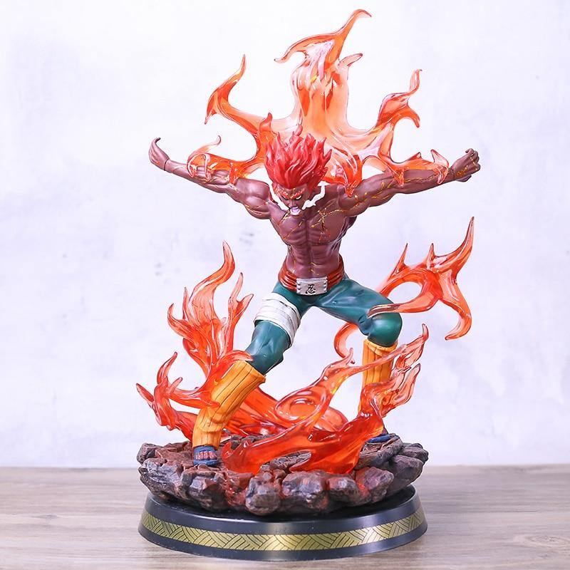 Naruto Shippuden Might Guy Gate of Death Figure