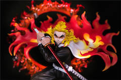 KNY Kyojuro Demon Slayer Hashira Figure