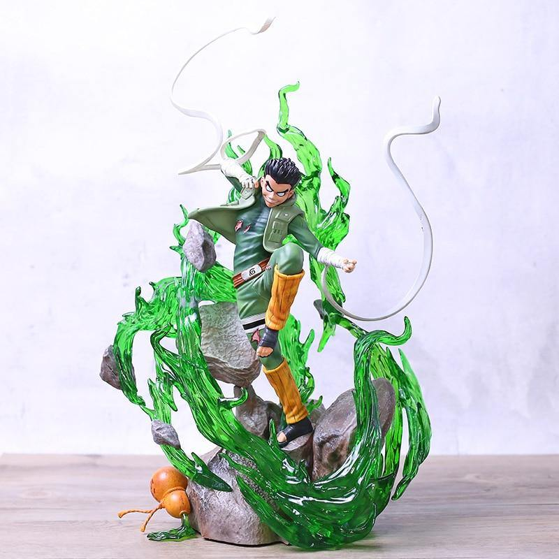 Naruto Shippuden Rock Lee Inner Gate Release Figure