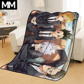 Hunter x Hunter Gon Killua Friends Bedsheet