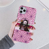 Demon Slayer Nezuko Small iPhone Case