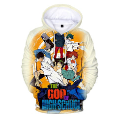 Six Gods of High School Aesthetic Hoodie