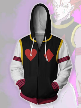 Hunter x Hunter Hisoka Jacket