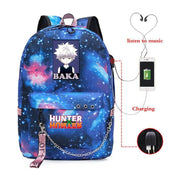 Hunter X Hunter Killua Cute Baka Bag