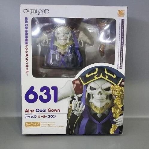 Overlord Ainz Ooal Gown Nendoroid Figure