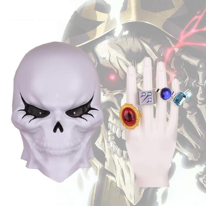 Overlord Ainz Ooal Gown Cosplay