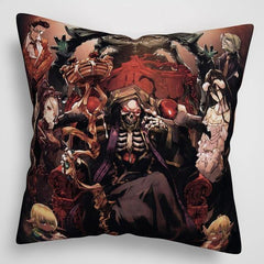Overlord Nazarick Pillow - Manhwa Manga Merch