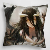 Overlord Albedo Bicorn Pillow