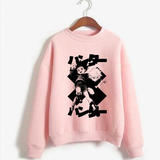 Hunter x Hunter Gon x Killua Sweatshirt