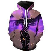Solo Leveling Shadow Knight Igris Hoodie
