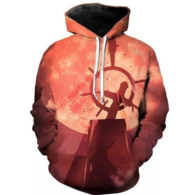 Solo Leveling System Dungeon Hoodie