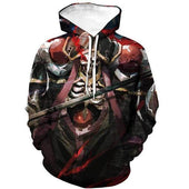 Overlord Ainz Conqueror Hoodie