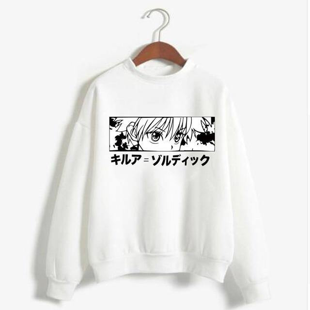 Hunter x Hunter Killua Zoldyck Sweatshirt