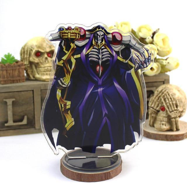 Ainz Ooal Gown Acrylic Stand