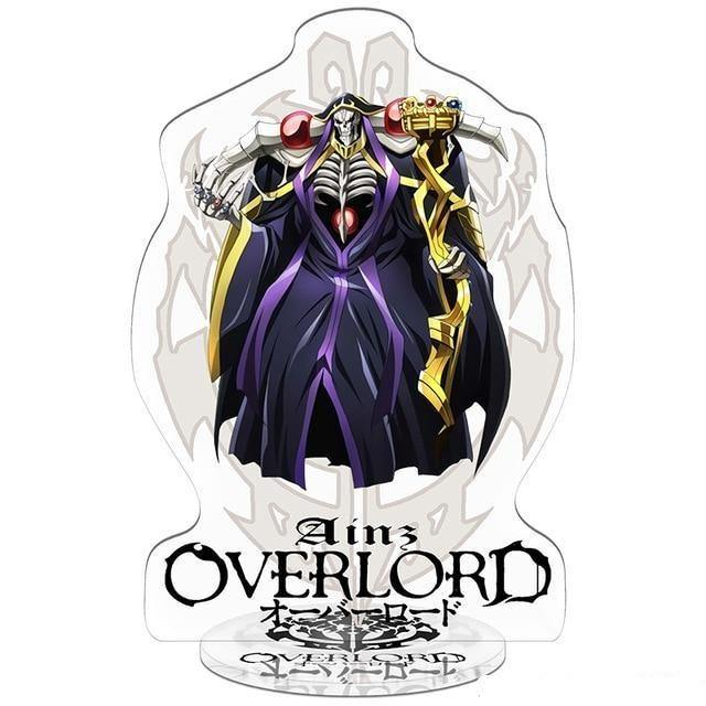 Lord Ainz Acrylic Stand