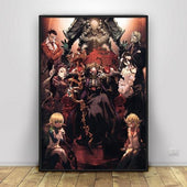 Overlord Great Tomb of Nazarick Poster