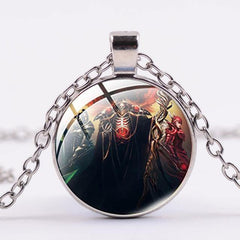 Battle Ready Ainz Pendant