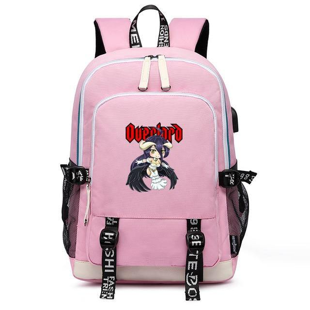 Overlord Albedo Cute Backpack