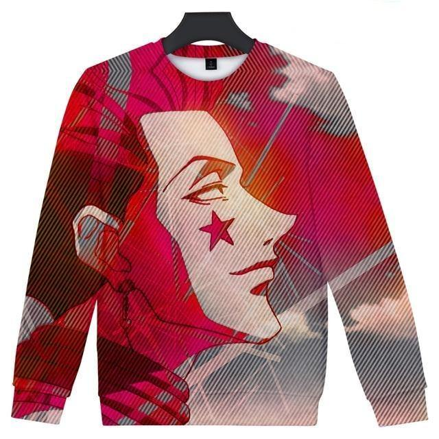 Hunter x Hunter Hisoka Hot Sweatshirt